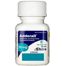 Adderall Package Image