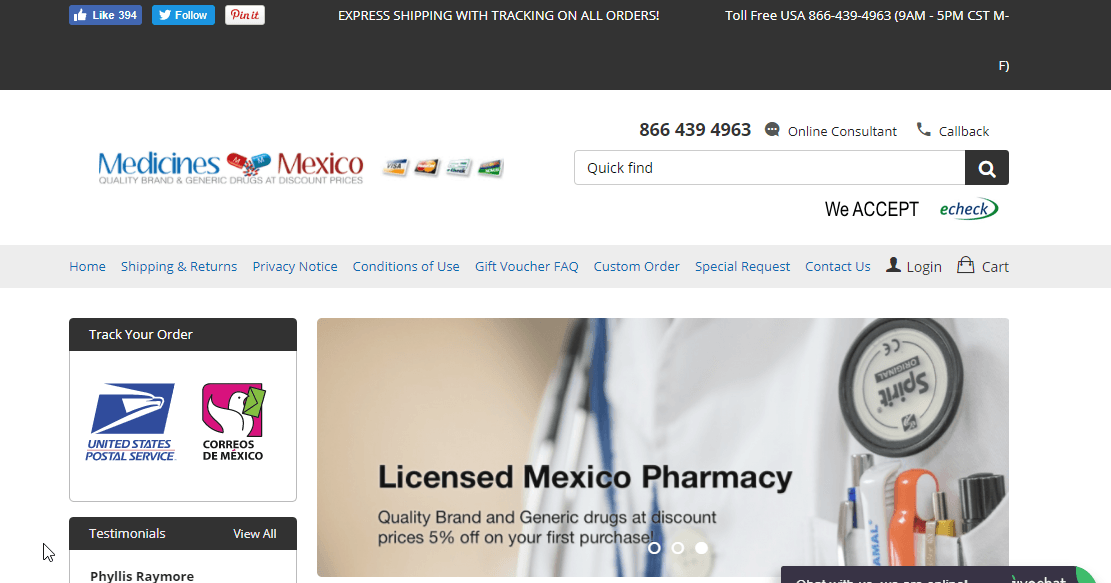 Buying Pain Pills in Mexico: Is This Legal?