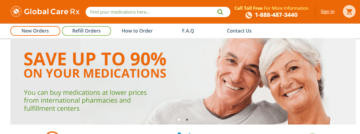 Global Care Rx Reviews: Saving Up To 90% on Your Medication