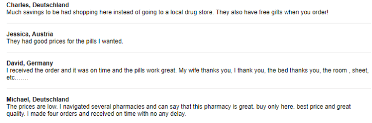 Cheap RX Online Pharmacy Reviews