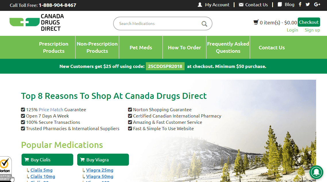 Canada Drugs Direct: Is It Okay to Trust This Drugstore?