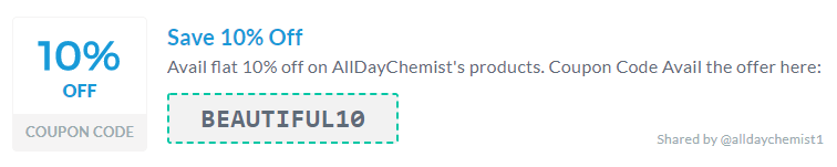 All Chemist Coupon Screenshots