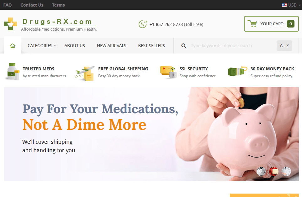 Drugsrx – Cheapest Place to Get Prescriptions Filled Without Insurance